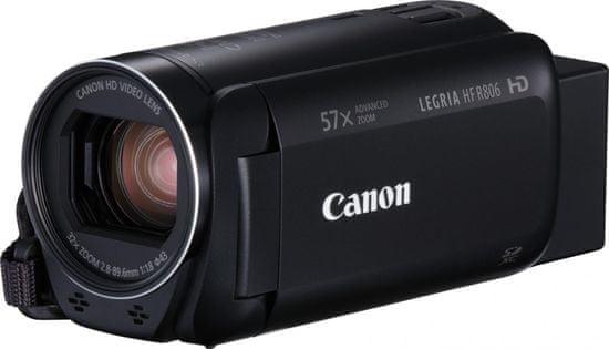 Canon Legria HF R806 Black
