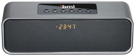 BML głośnik bezprzewodowy S-series S7, srebrny