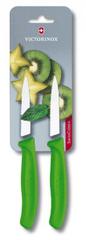 Victorinox nož za povrće (6 7636 L114B), 2 kom, zeleni