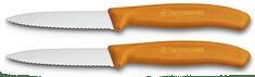 Victorinox nož za povrće (6 7636 L119B), 2 kom, narančasti