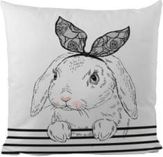Butter Kings Poduszka Bunny Girl 50 x 50 cm