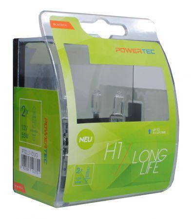 PowerTech žarnica Long Life (2 x H1)