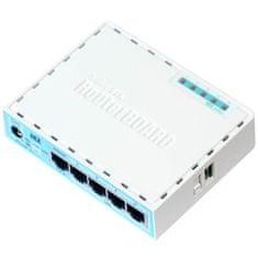 Mikrotik usmerjevalnik hEX RB750GR3, 5 vrat