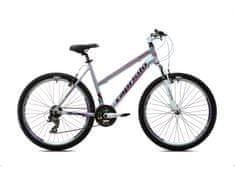 Capriolo brdski bicikl MTB Monitor FS Lady 19, bijelo-rozi
