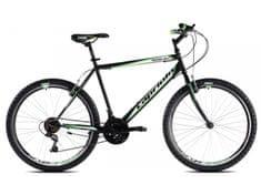 Capriolo brdski bicikl MTB Passion 21, crno-zeleni