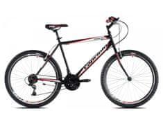 Capriolo brdski bicikl MTB Passion 21, crno-crveni