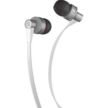 SENCOR SEP 300 Mikrofonos fülhallgató, Fehér
