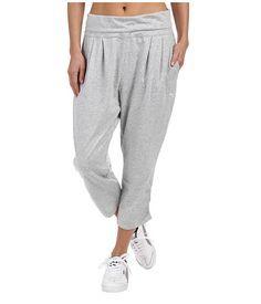 Puma 3/4 hlače Style Drapy W, ženske, sive, S