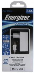 Energizer QUICK CHARGE Gyorstöltő, Fehér