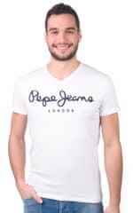 Pepe Jeans pánské tričko Original Stretch V