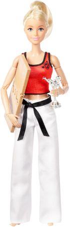 Mattel Barbie Zawodniczka Karate