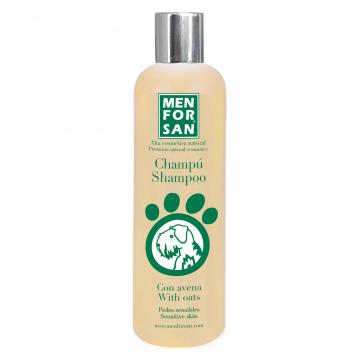 Menforsan naravni šampon za pse z občutljivo kožo