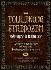 Dedopulos Tim: Tolkienova Stredozem - Záhady a rébusy