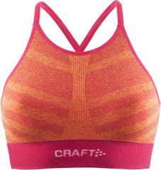 Craft Biustonosz sportowy Comfort Low Pink