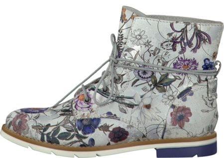 s.Oliver buty za kostkę damskie 36 wielokolorowy