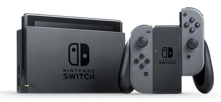 Nintendo Switch + Joy-Con