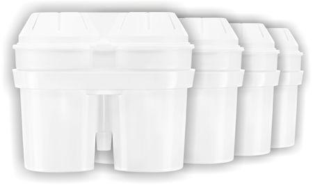 MAXXO Náhradné vodné filtre 8ks