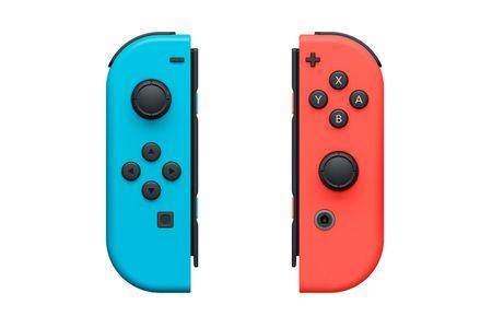 Nintendo Switch Joy-Con, 1 pár, Kék/Piros
