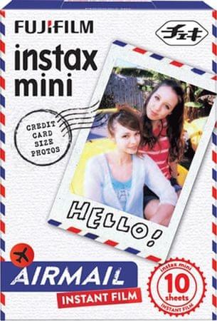 FujiFilm mini film Instax, Airmail okvir, 10/1