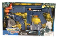 Unikatoy policijski set (24184)