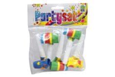 Carnival Toys piščalke, 5 kosov (4411)