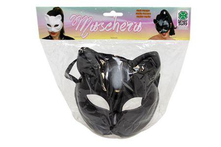 Carnival Toys maska mačka, (798)
