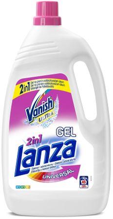 Lanza 2in1 Vanish Color mosógél, 2,97 l /45 mosásra