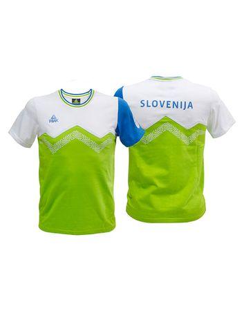 Peak uradna navijaška majica S1600, otroška, 3XS, zelena