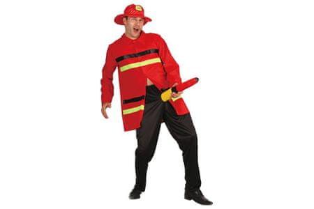 Unikatoy kostim vatrogasca za odrasle (24578)