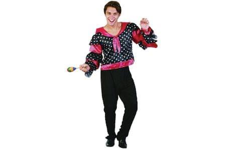 Unikatoy kostum rumba plesalca (24302)