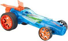 Hot Wheels Autonakręciaki wyścigówka DPB63 niebieski