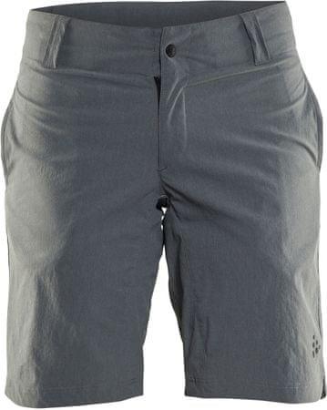 Craft Spodenki Rowerowe Ride Shorts Grey M