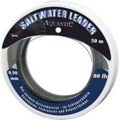 Saenger Aquantic Šokový Vlasec Saltwater Lader Green 50 m