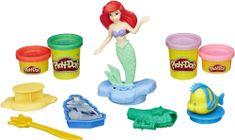 Play-Doh princeza Ariel i prijeatelji