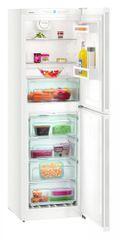 LIEBHERR CN 4213 Szabadonálló kombinált hűtő, A++