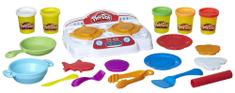 Play-Doh kuhalo s dodacima za prženje