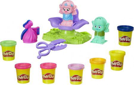 Play-Doh Trollok fodrászat