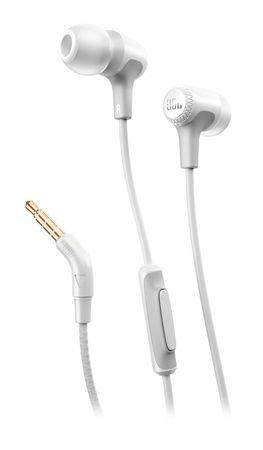 JBL slušalke E15, bela