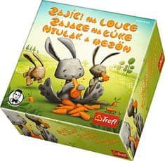 Trefl Nyuszi a réten társasági játék