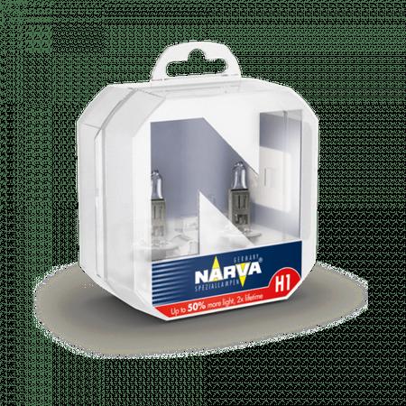Narva par žarulja 12V-H1-55 W Range Power