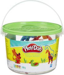 Play-Doh Modelovací set vo vedierku zvieratká