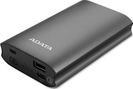A-Data Powerbank 10050 Titan (AA10050QC-USBC-5V-CTI)