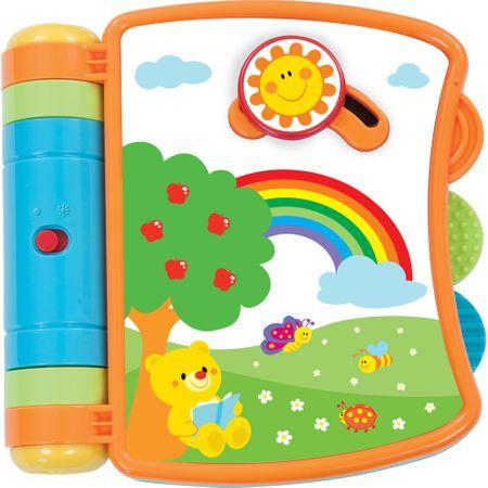 Buddy Toys 3020 Knížka se zvuky - použité