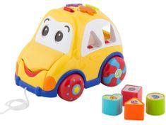 Buddy Toys 3520 Autós beillesztő játék