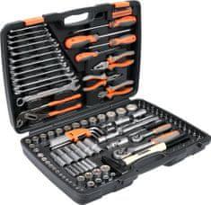 """Sthor zestaw narzędziowy 1/2"""", 122 elementy (58690)"""