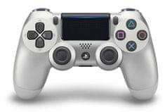 SONY PS4 DualShock 4 ezüst V2