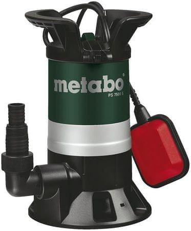 Metabo potopna črpalka PS 7500 S (0250750000)