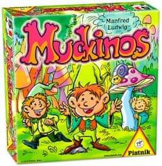 Piatnik igra spomina Muckinos