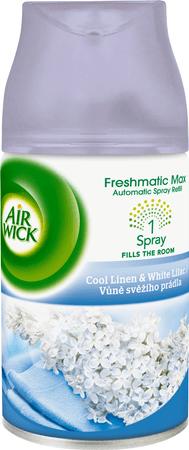 Air wick Freshmatic Max náhradná náplň Vôňa sviežej bielizne 250 ml