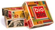 Piatnik klocki Bioblo, 120 sztuk